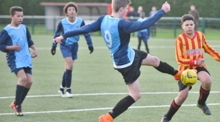 More FA Cup Glory for Hampton College