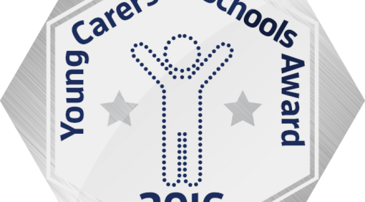 Hampton College wins Silver award for Young Carer support