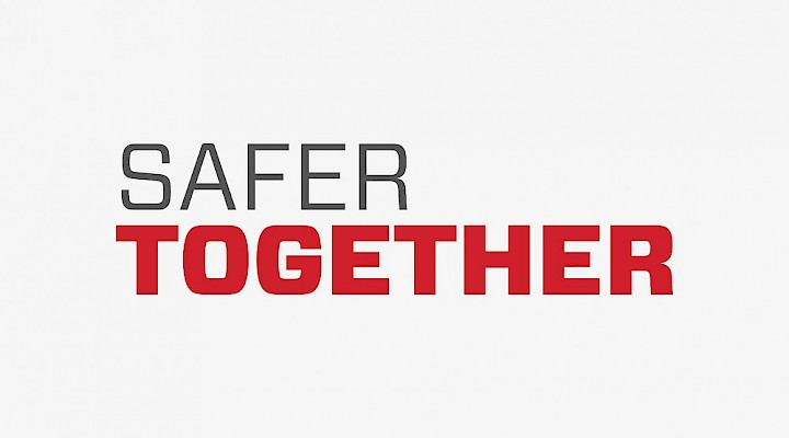 Safer Together - Tuesday 11th July 4.00-6.30pm
