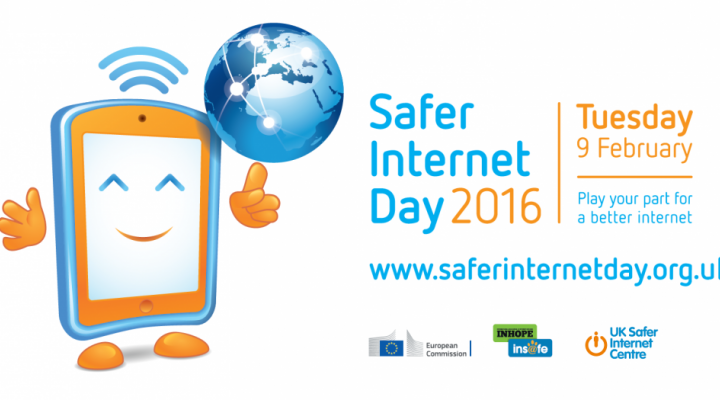Safer Internet Day 2016 - Tuesday 9 February