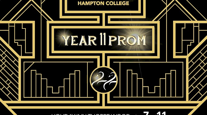 Year 11 Prom - Tonight