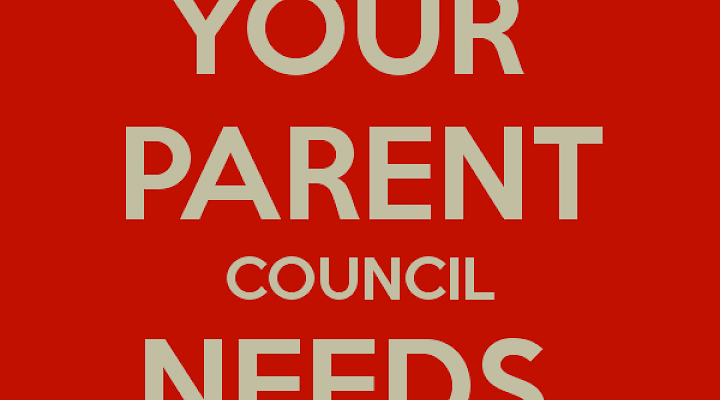 Parent Council Meeting – Tuesday 15 November 2016 at 6.00pm