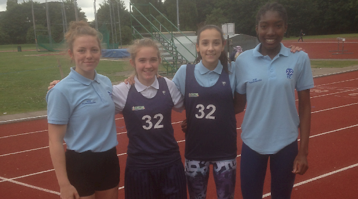 Year 9 and 10 City Athletics Championships
