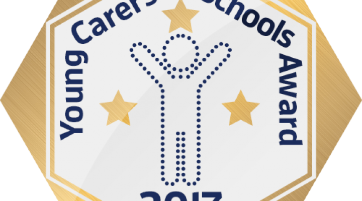 Hampton College Wins Gold Award for Young Carer Support